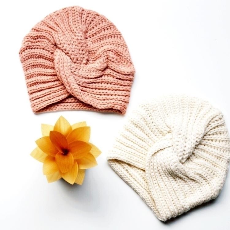 Newbies • loving knitted Turban - verdebaby | ello