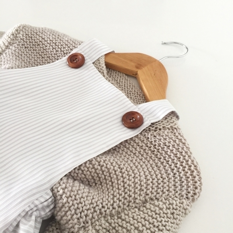 Chunky knits stripes favourite  - adelynscreations | ello