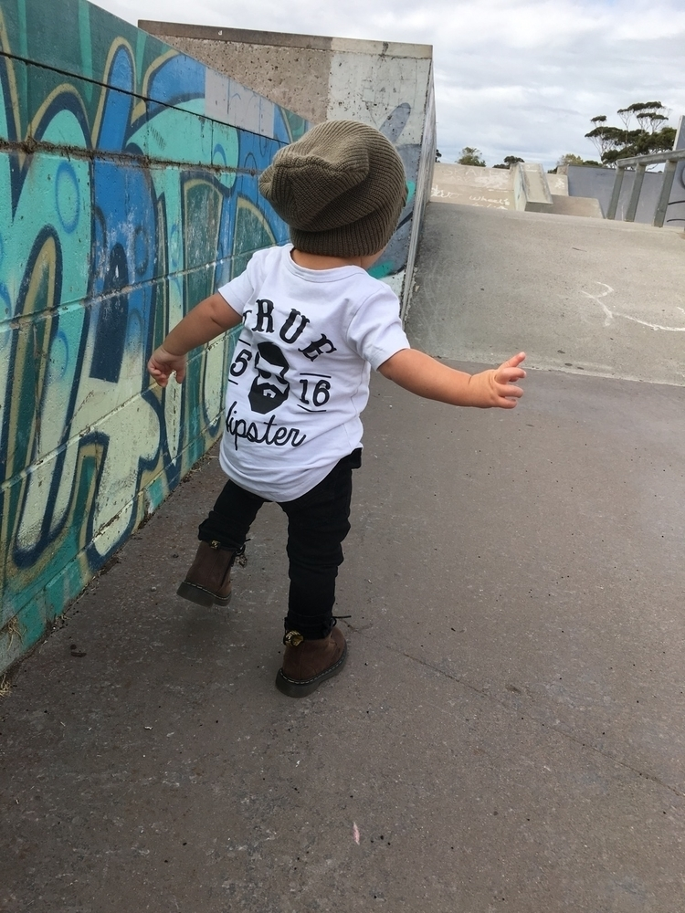 Loving hipster tee - trendytots - anna_overton | ello