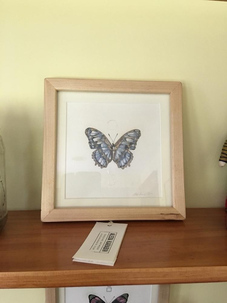 butterflies. detailed intricate - alexakarabin | ello