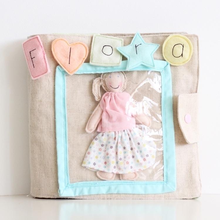 ~ floras book. mini Flora dolly - littlepouts | ello