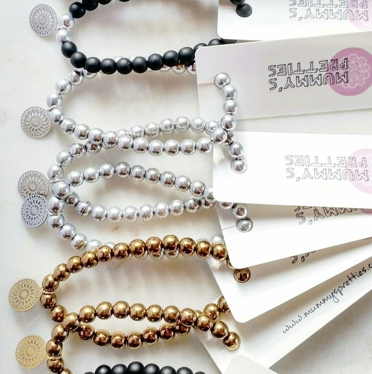 Pretty Carly Bracelets lined - mummyspretties - mummyspretties | ello