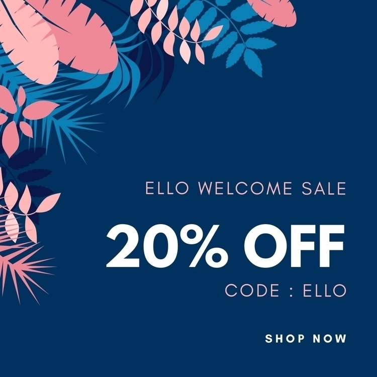 pretty excited Ello, nice meant - mysweetfox | ello