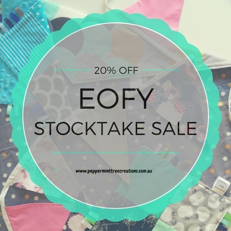 forget EOFY Sale June 30th!!! 2 - pepperminttreecreations | ello