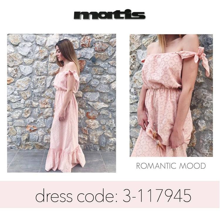 easy, maxi eyelet dress front c - matis_fashion | ello