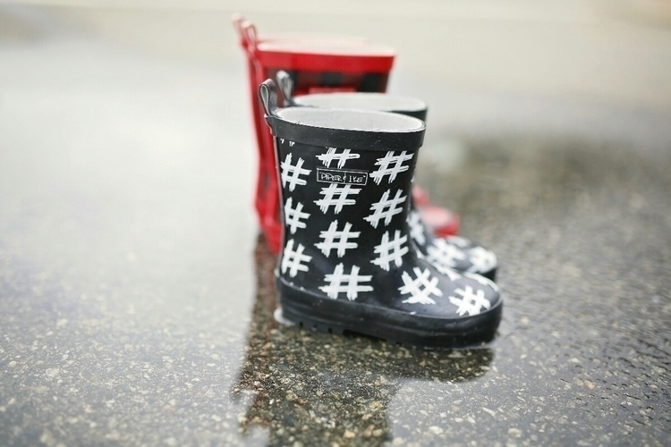 Time splash original gumboots.  - piperandike | ello
