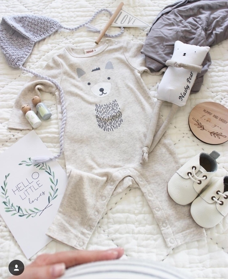 Baby Bump • Onesie Seed Heritag - nashstyling | ello