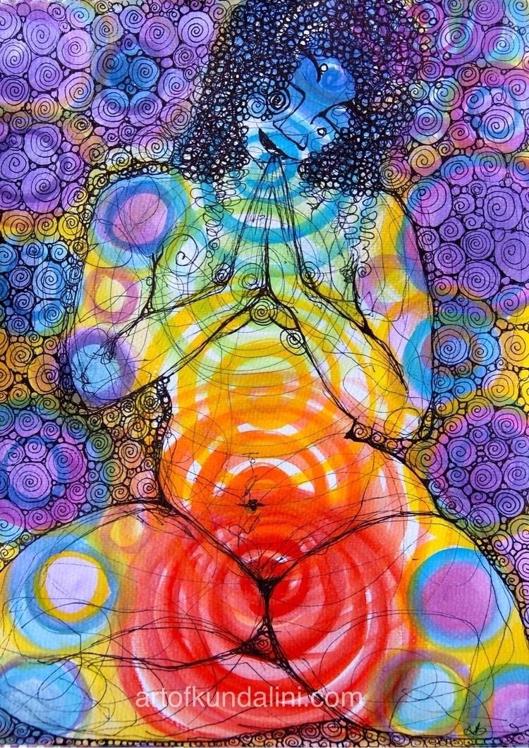 Womb wellness! Lovely art nurtu - arnabaartz   ello