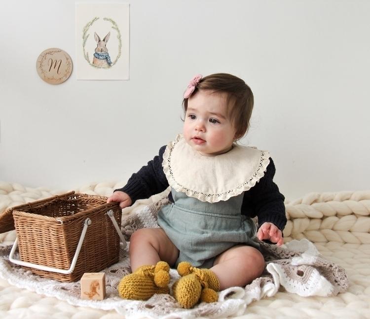 darling girl big... letter plat - kids_kulture | ello