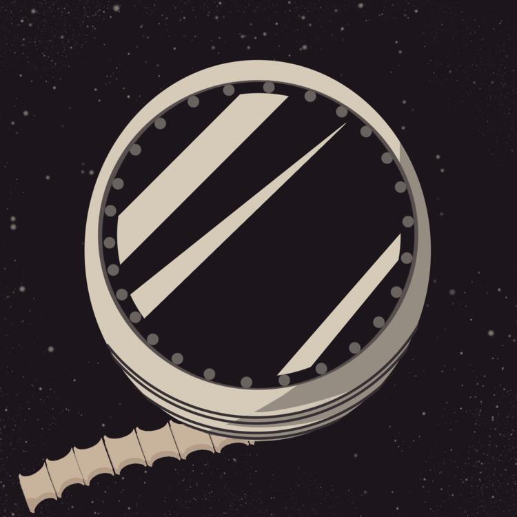 Spaceman - art, illustration, retro - malcolmcrowther | ello