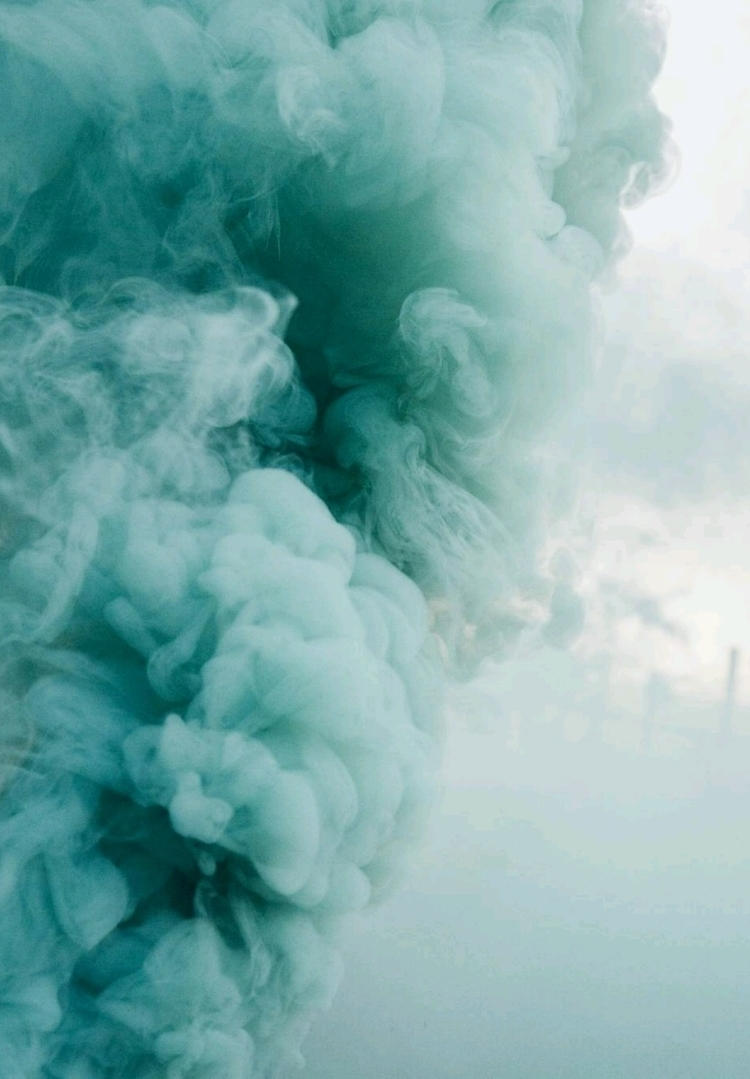 Smoke bomb goodness - hannahjaneclements | ello