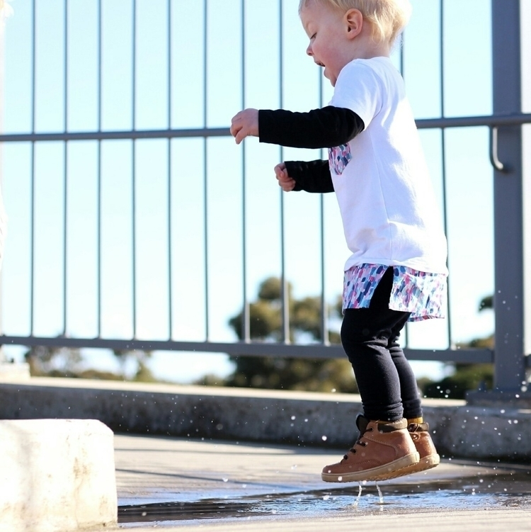love good puddle jumping sesh?  - lollyandmax | ello