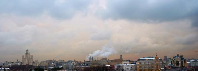 Gloomy Moscow today! charming a - ekrstv | ello