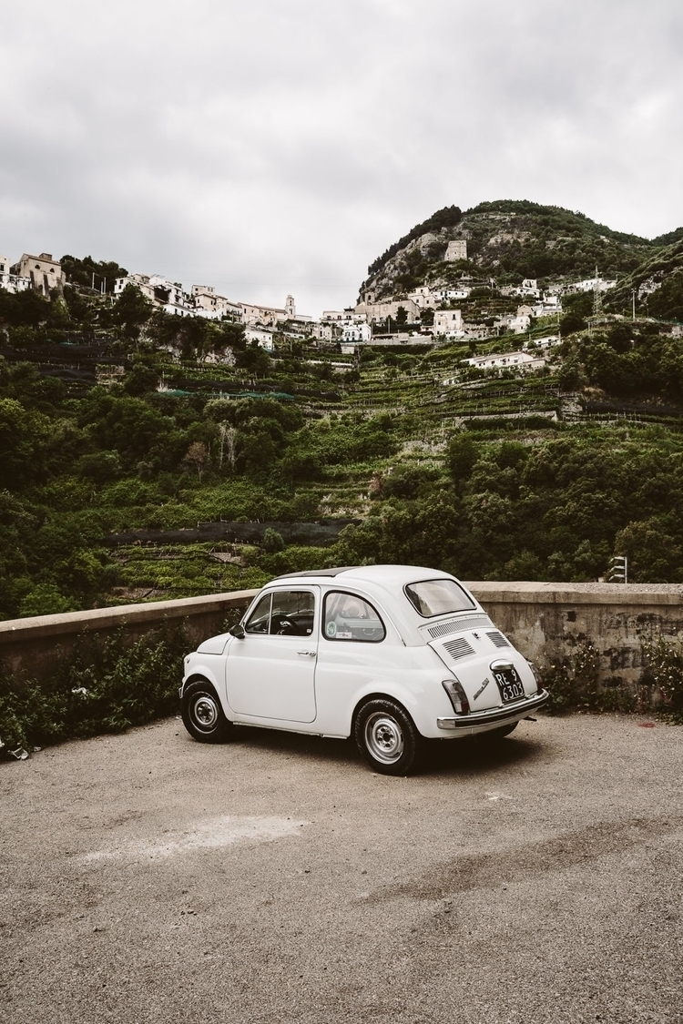 Italian moments. Fiat 500 mount - ladyvenom | ello