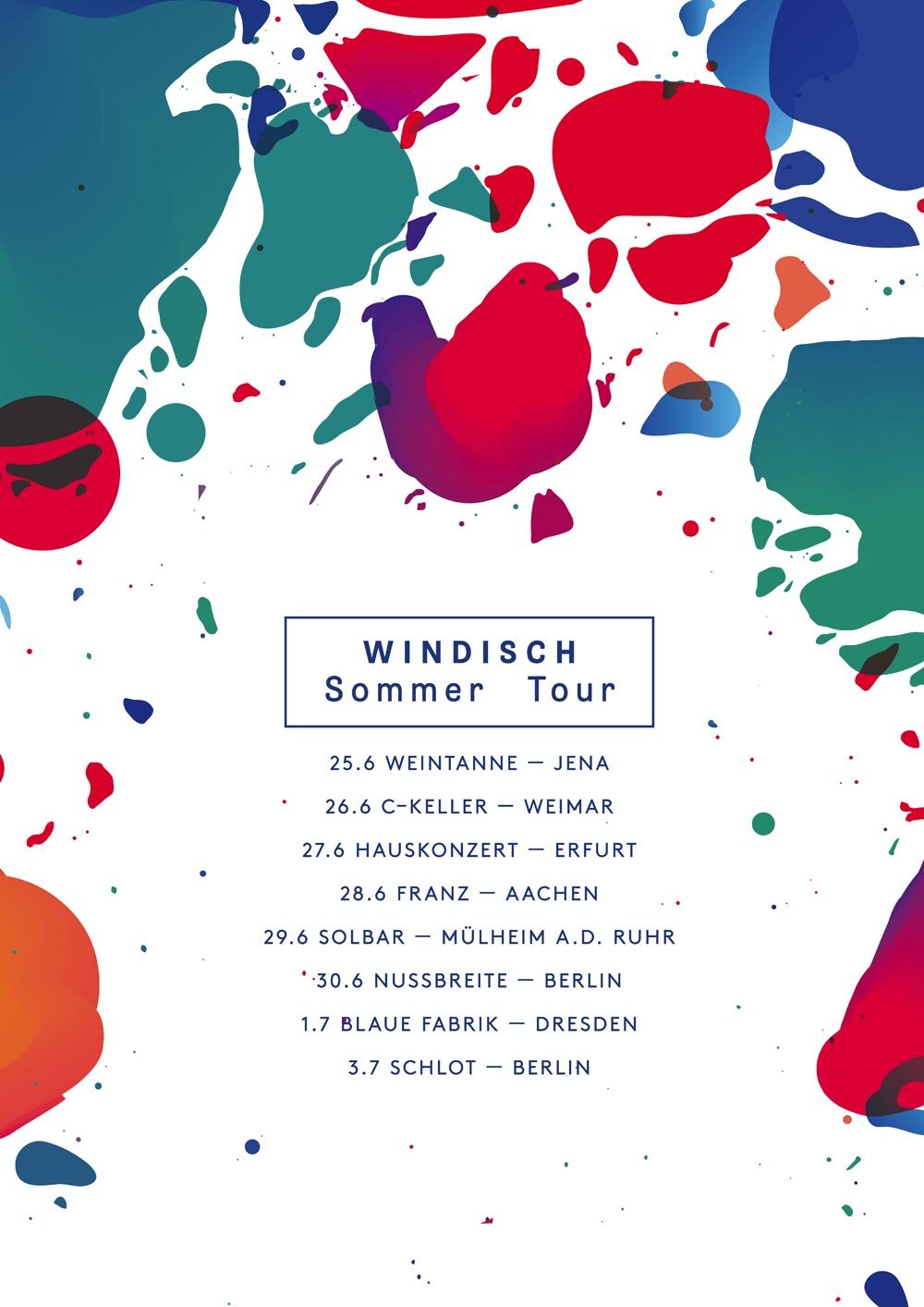 Julius Windisch tour, design to - vekalex | ello