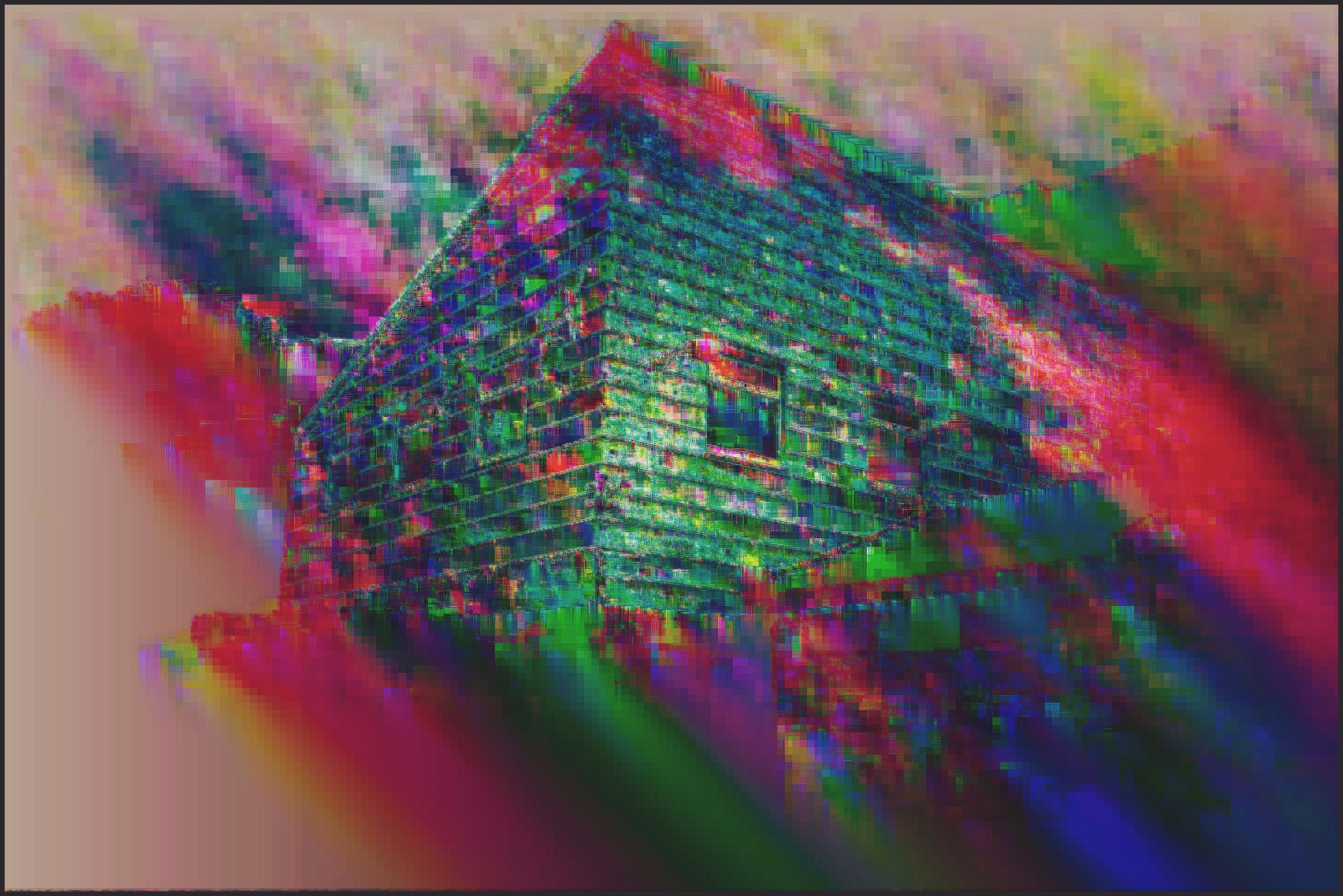 Mind Dark Full Errors 56 - glitch - fivetimesno | ello