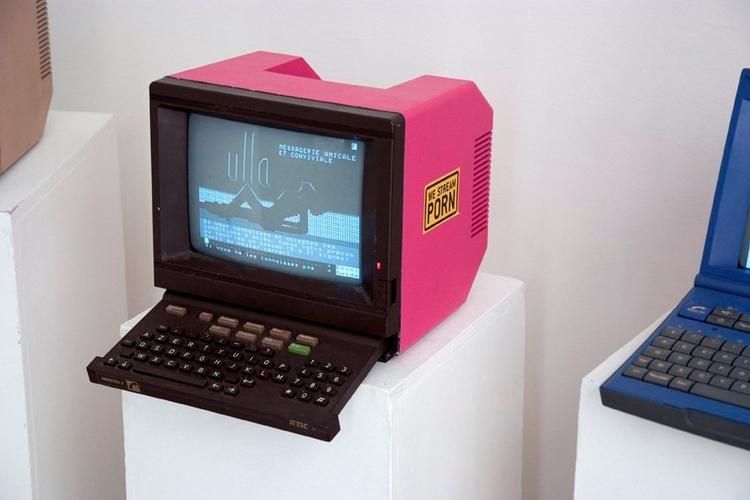 cyberpunk, pixels, porn, computer - ukimalefu   ello
