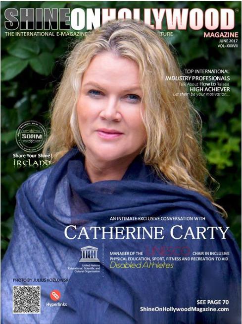 Catherine Carty manager UNESCO  - ozzmak | ello
