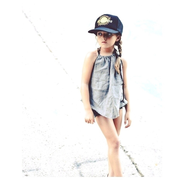 Linen Side eye mall - fashionkids - weescout | ello