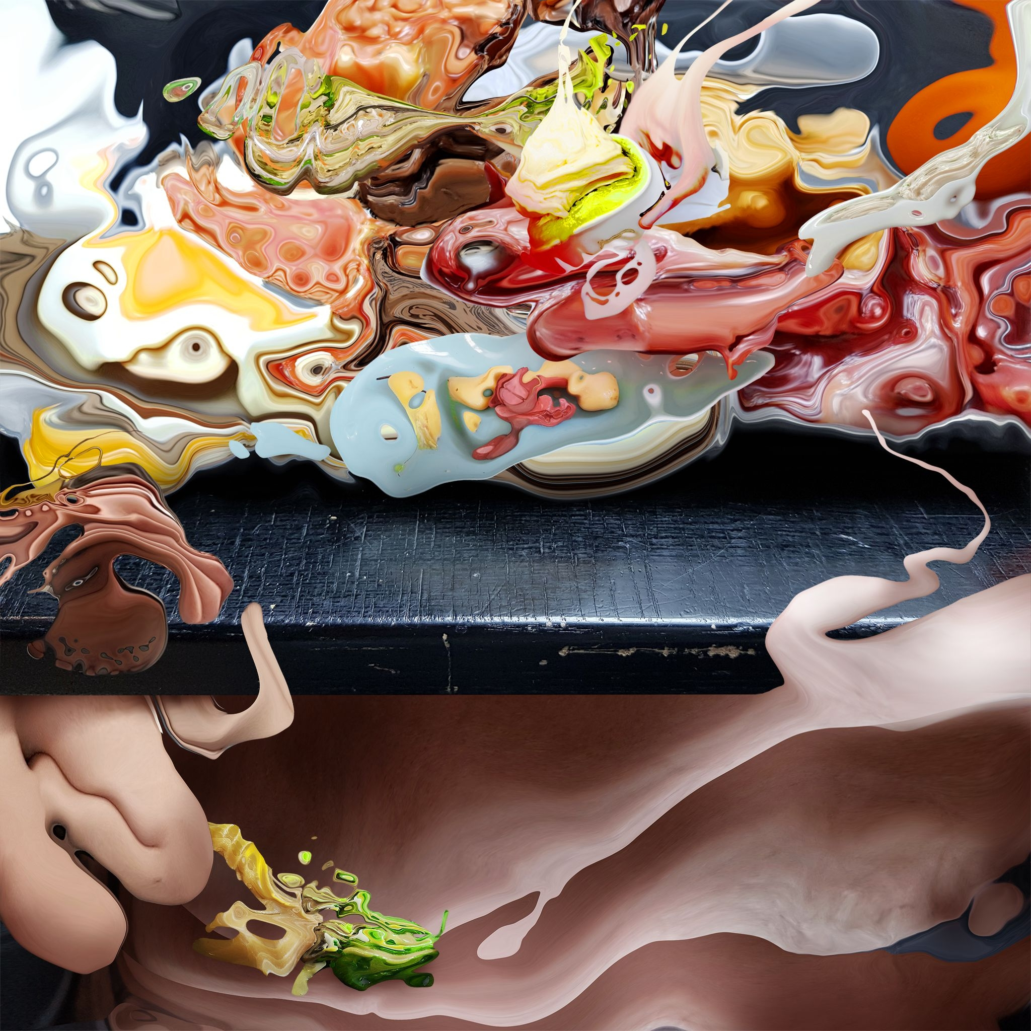 naked breakfast - hissorrow   ello