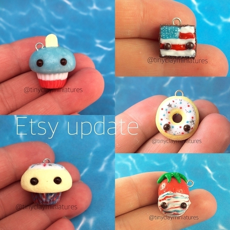 Ello guys updated etsy shop Fou - tinyclayminiatures | ello