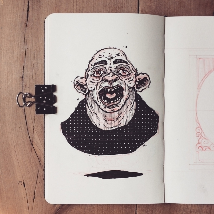 sketchbook dude - esze_ate | ello