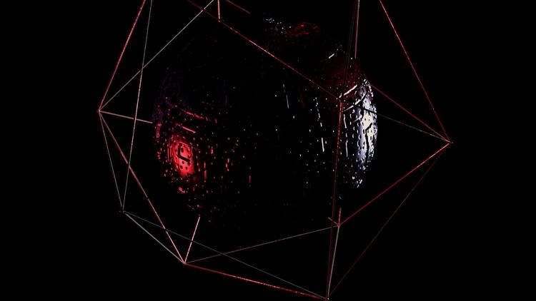 Abstract, metal, light, Cinema4D - kiraimane | ello