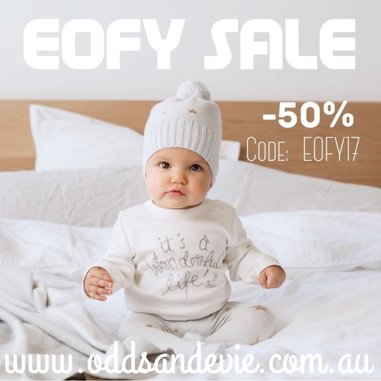 MASSIVE EOFY SALE Shop online - oddsandevie | ello