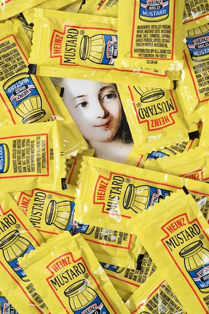 American Icon Mustard - yellow, mustard - zeren   ello