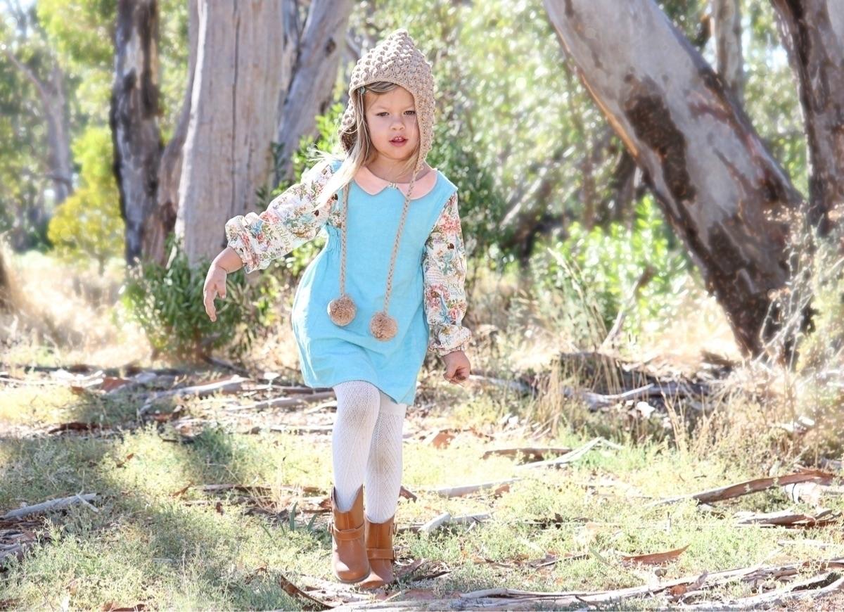 pinny - boots blouse Loved Crea - zyleerose | ello