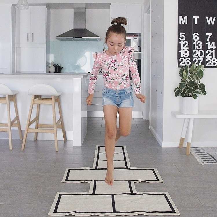 Hopscotch good idea  - childhood - _misskara | ello