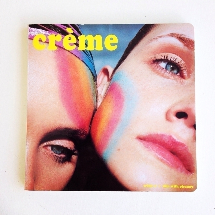 CRÈME Magazine 'Beauty Images'  - karinechaneyin | ello