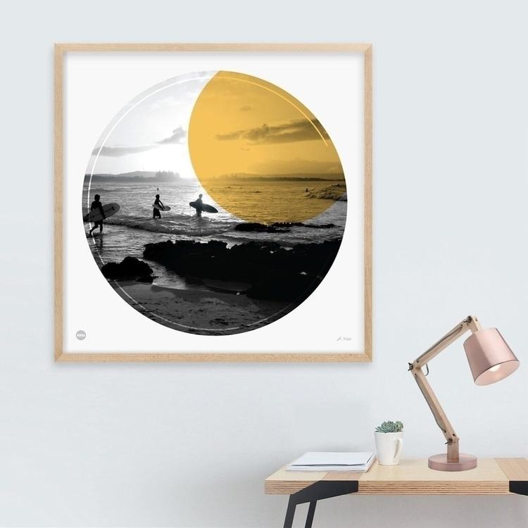 Surfers sunset beautiful shores - kreohome   ello
