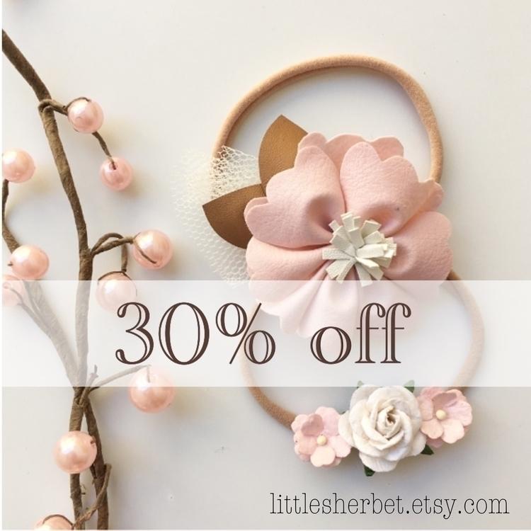 30% storewide amazing year cele - littlesherbet | ello