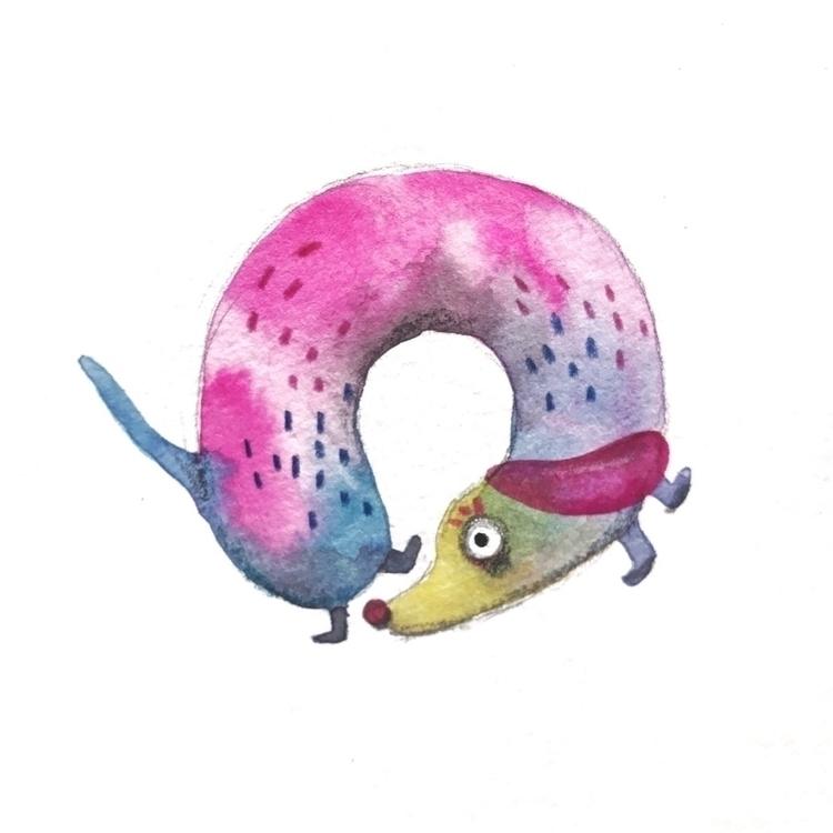 life - elloart, ellonew, illustration - puffingmuffin | ello
