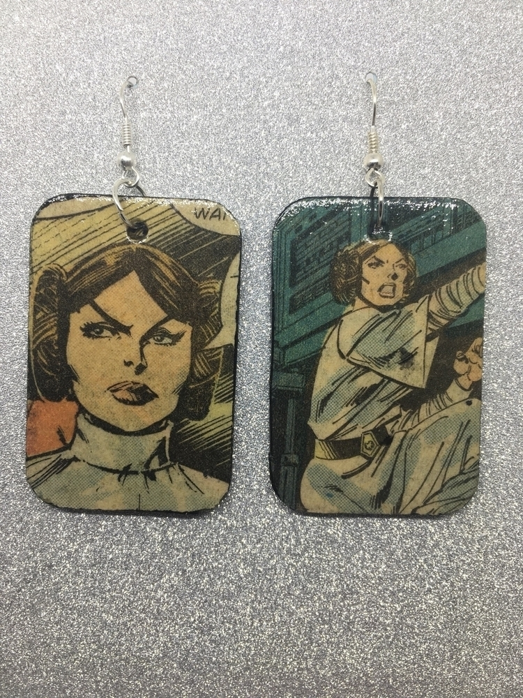 Vintage Star Wars comic book ea - twistedcrafter | ello