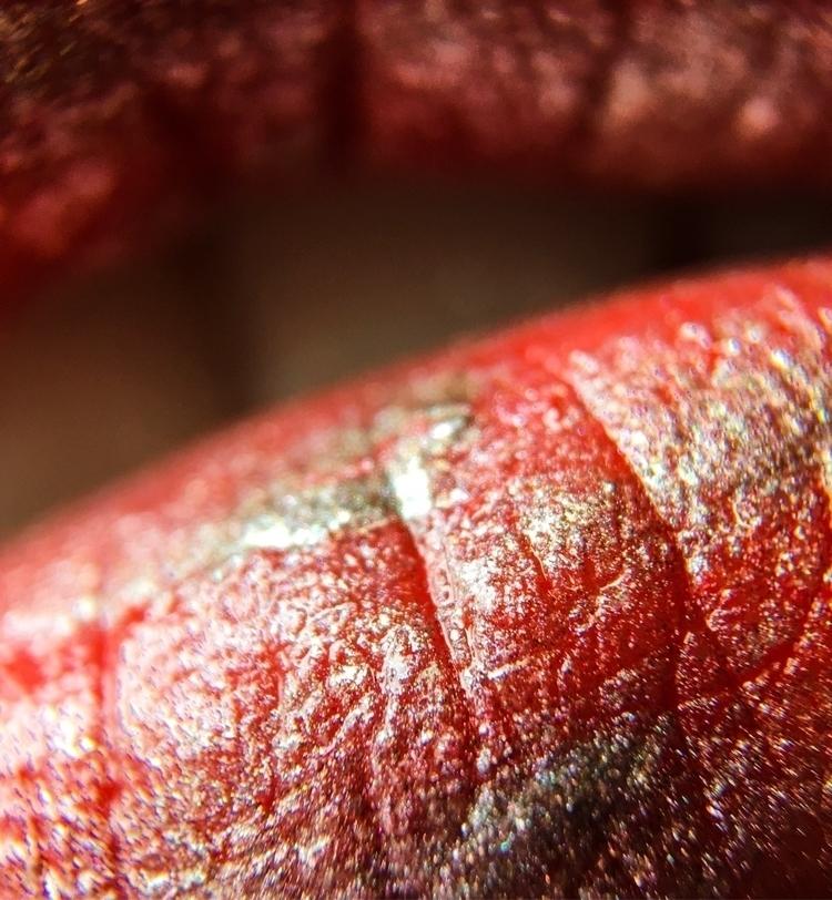 coral, ello, lips, ellophotography - alexandra23 | ello