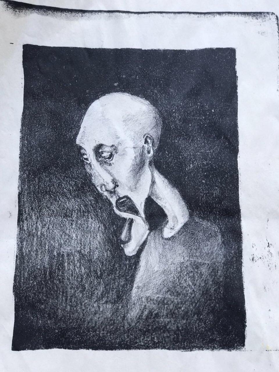 wrong - sketching, sketch, print - yuliavirko | ello