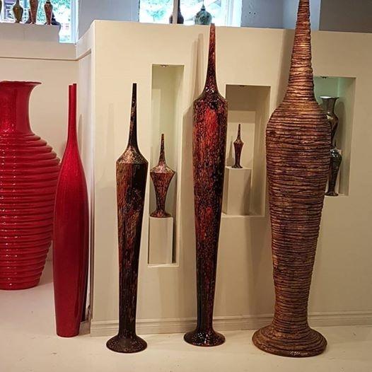 Flute profilée vase ceramic To - tommyzen | ello
