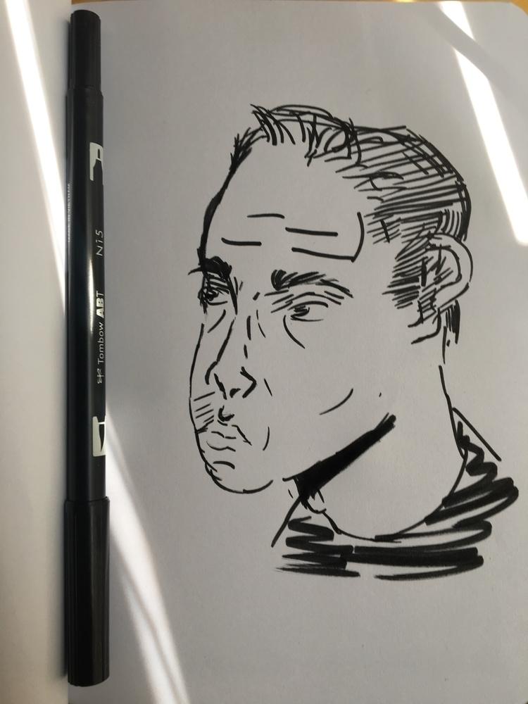 sketch drew - woahdog | ello