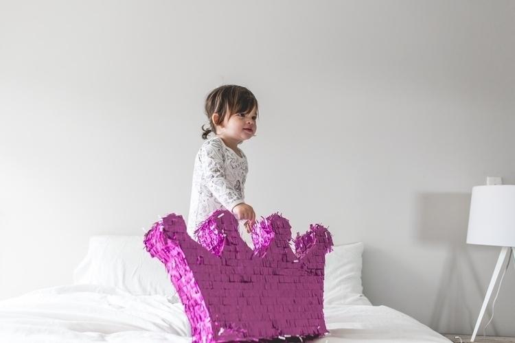 crown big Baby girl rule world - frankieandtaj | ello