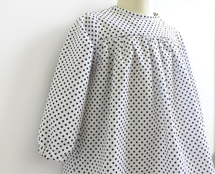 coming // dot smock - handmade, handmadewithlove - adelynscreations | ello