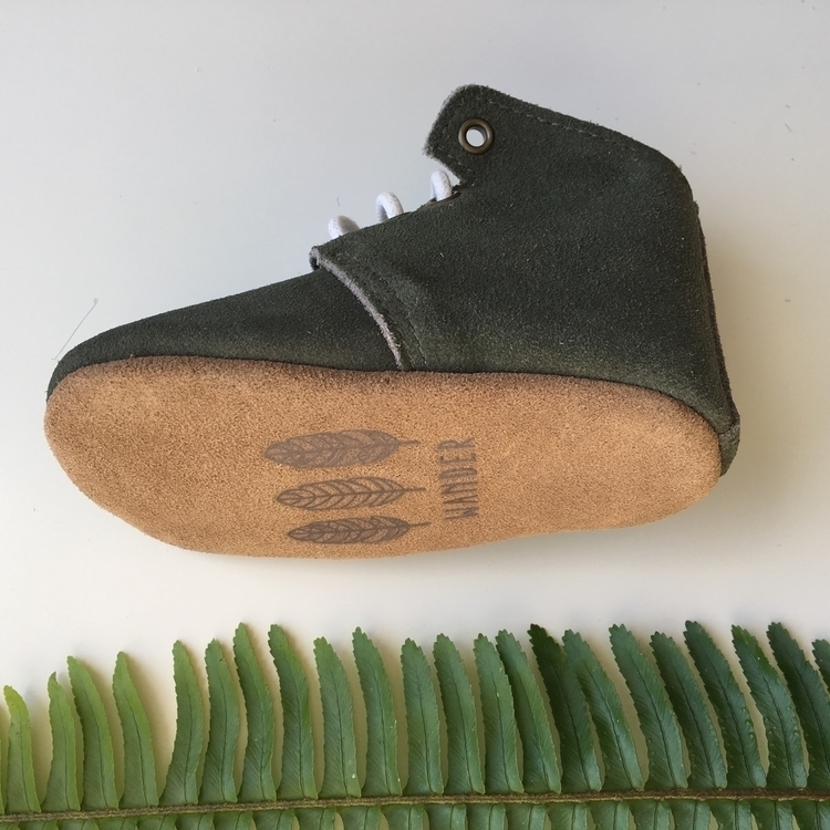 Limited edition Forest Oxford B - wandermoccasins | ello
