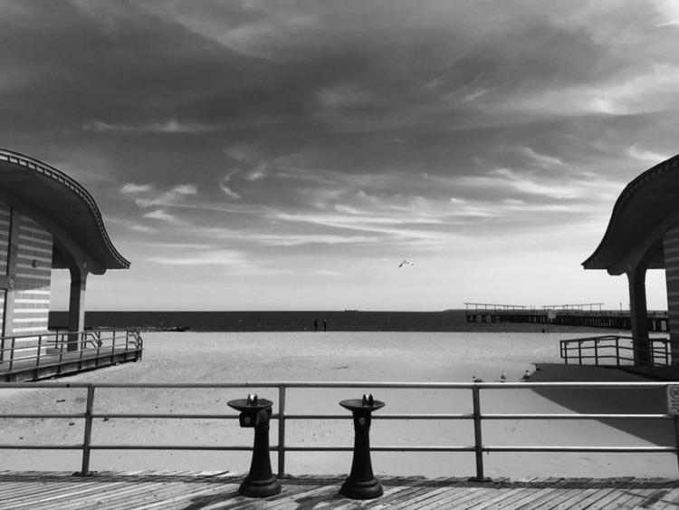 Coney Island, spring view - laolaya   ello