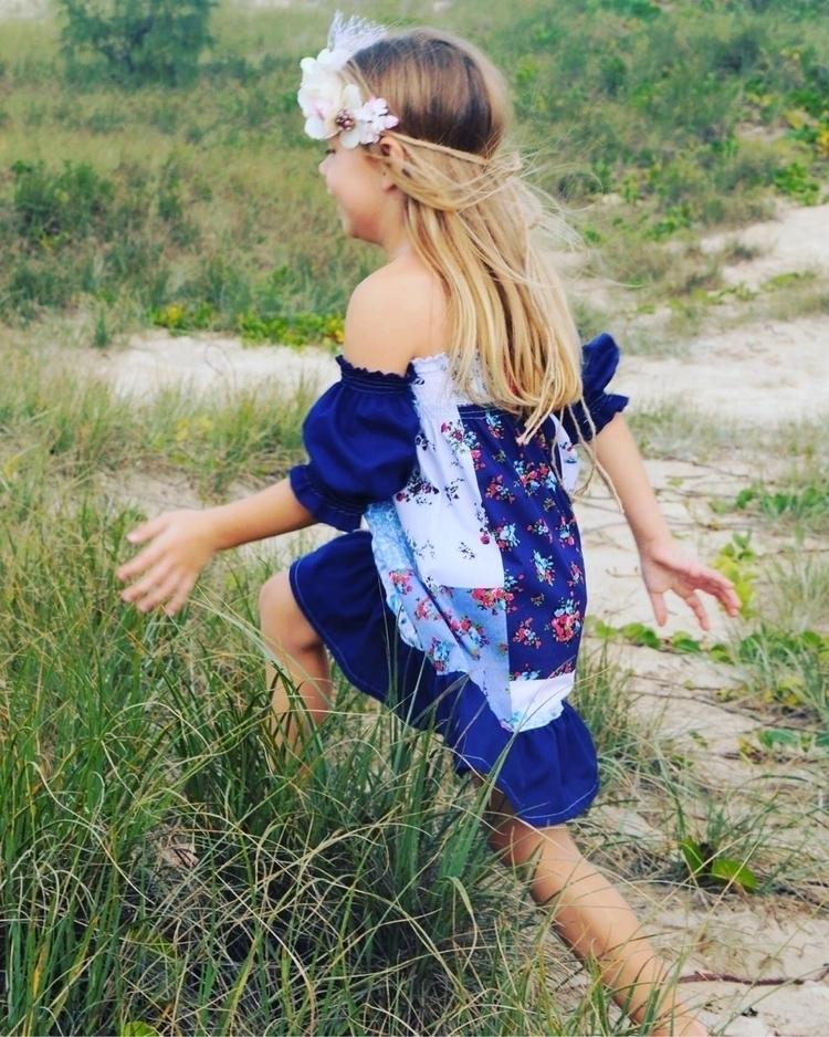gypsy rose sunshine dress buy G - lilybelleboho | ello