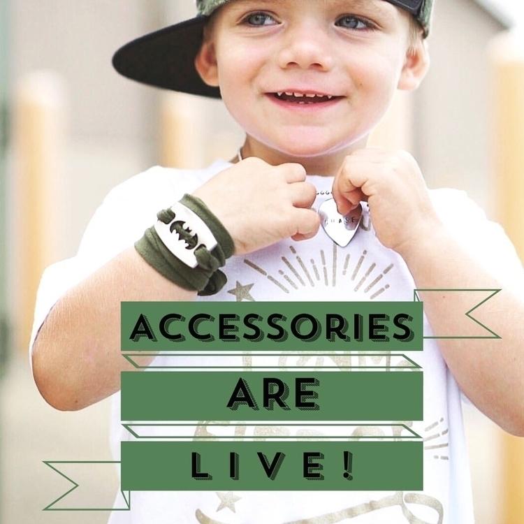accessories LIVE! Finish tee ha - fiercelittlestar | ello