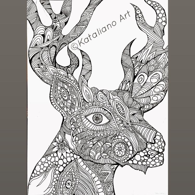 intricate design :) message £25 - nataliebetts27 | ello