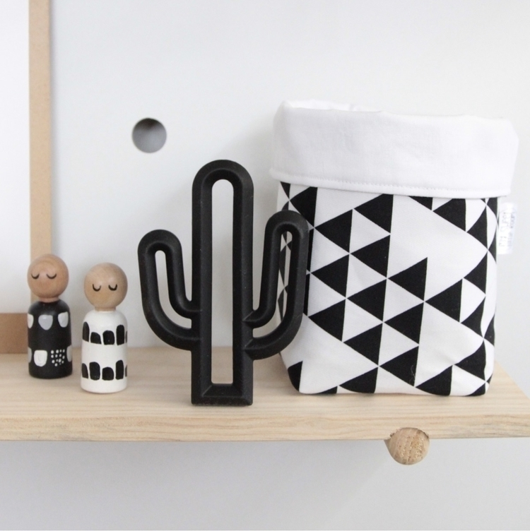 Sweet mini storage baskets! Gre - mysweetlittleroom | ello