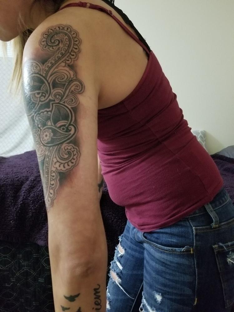 cover tattoo - crazybeautiful864 | ello