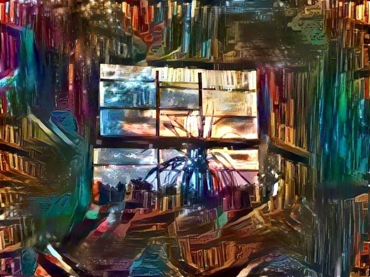 digitalart, allthecolors, abstractart - dominikajezewska | ello